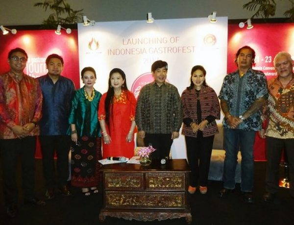 Indonesia GastroFest 2017, A Gastronomical Journey & Beyond