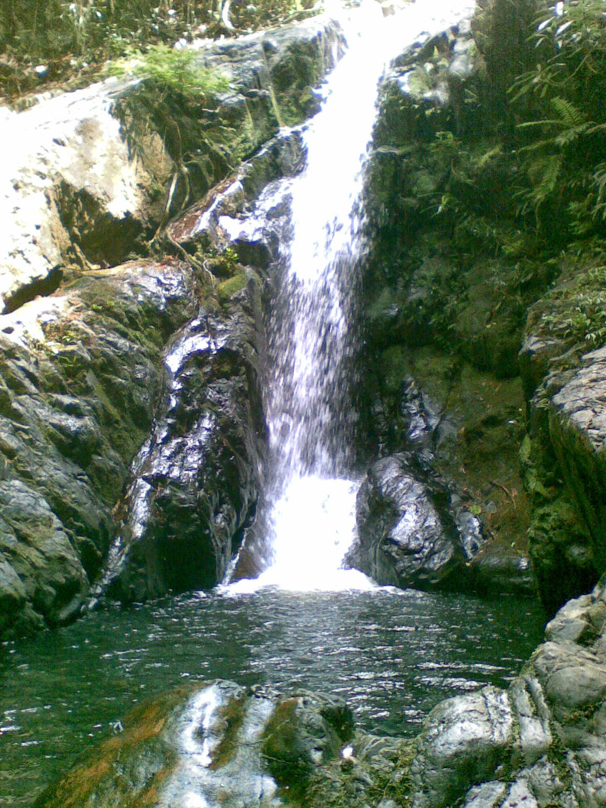 Air Terjun Batang Koban 1